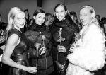 Carolyn Murphy, Dana, Karlie Kloss, Julia S.