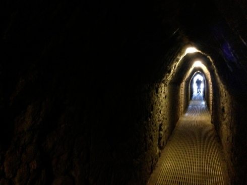 Tunel Cholula