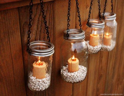 Mason Jar Lanterns2