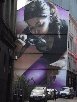through the lens_street art
