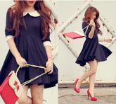 Anastasia Siantar - Red heels