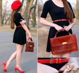 Ariadna Majewska - Red Heels