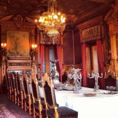 Maximilian dining
