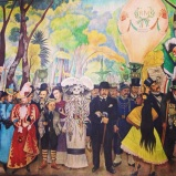 Diego Rivera's Painting