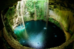 Underground natural springs_Mexico