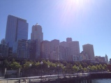 Downtown Seattle without fog