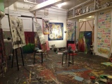 The Studio inside
