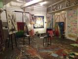 The Studio inside