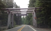002 Mount Rainier Entrance