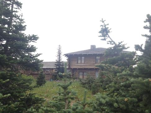 015 Back to Sunrise lodge